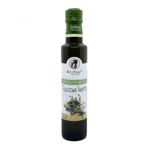 Ariston Infused Extra Virgin Olive Oil - Tuscan Herbs 250 ML