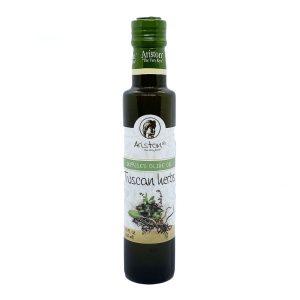 Ariston Infused Extra Virgin Olive Oil - Tuscan Herbs 250 ML