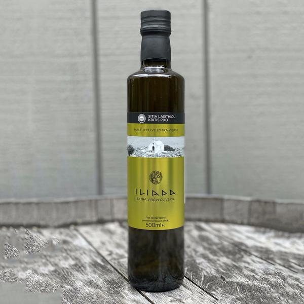 ILIADA PDO Kalamata Extra Virgin Olive Oil - 500ml