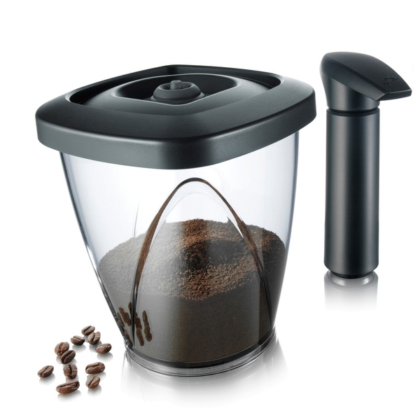 Tomorrow's Kitchen Vacuum Coffee Storage Saver with Pump 44oz